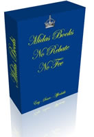 Midas Books No Rebate No Fee